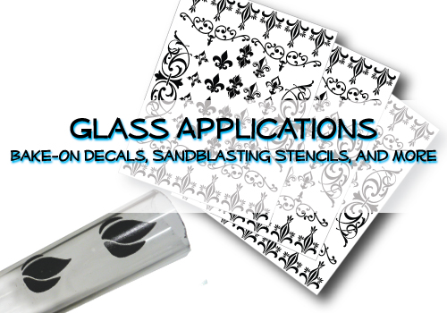 glassApplications